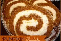 The Great Pumpkin / Pumpkin recipes to try / by Amy Harrison