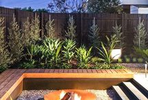 Decked out Gardens