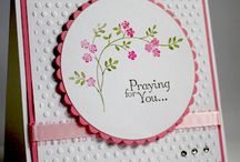 Thoughts and Prayers Stampin Up