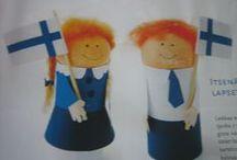 Suomi-tyttö ja Suomi-poika
