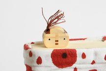 wooden bookmarks 「しおり」 / wooden bookmark 「木製しおり、ブックマーカー」