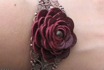 Leather Jewelry / by EverHandmade