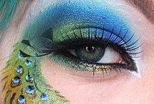 Pavone make-up