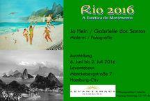 Rio 2016 - Art exhibition