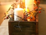 Fall Decorations / by Sharon Johnson
