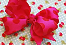 DESIGN/DIY: Bows / by Missy Shaffer