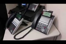 NEC Business Telephone System - NEC Phone Line Systems Repairs