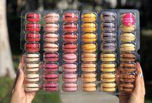 48 Macarons Set