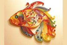 Quilling / by Amy Smith