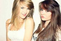 La blonde & la brune