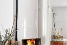 Fireplaces and woodstoves
