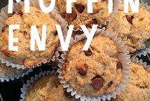 Muffin Envy / Our favourite snacks on the go - muffins. A growing list of our favourites and must-try's.