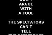 witt & sarcasm