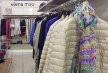 Elena Mirò PE15 / La nuova collezione di Elena Mirò è perfetta per ogni occasione! da quelle più formali ed eleganti agli outfit più casual  www.adrianpam.it