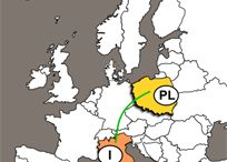 Przeprowadzki Polska-Włochy - tylko www.eurotransport.org
