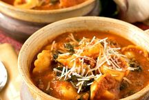 Soup, Salad & Breadsticks / soups and stews / by Aimee Hill-Huffman