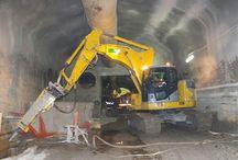 Tunnelexcavator