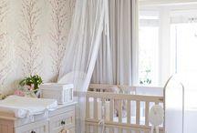Nursery / Decor  / by Anacani Cruz