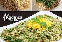 salata mezeler