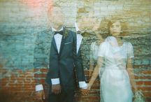 Double Exposure Prewedding