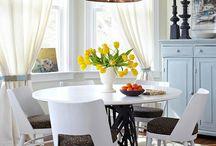 Elegantní jídelny / Elegant Dining Rooms