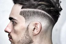 SESSION.Barber / Hairstyles for men
