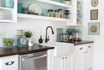 Kitchen Re-Do / by Amy Harding