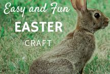 easter crafts and activities / Little Frenchy picks out cute and great activities to keep your little one busy during Easter holiday.