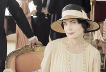 Downton Abbey 1920s fashion