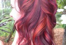 Hair color that's a nope