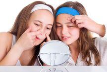 Δερματικά προβλήματα, όραση και υγιεινή