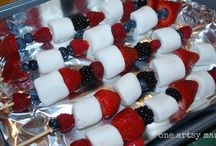 July 4th Independence Day / Crafts, Food and More for Independence Day Celebrations