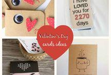 DIY Inspiration:Valentine's Day Card Ideas