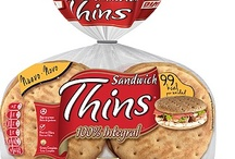 Productos Sándwich Thins