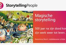 Storytelling helden - Jheronimus Bosch / Jheronimus Bosch: Een kunstenaar van wereldformaat.