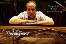 Healing Solo Piano by Pablo Arellano / New álbum of solo piano
