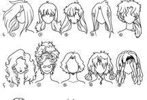 aa reference hair