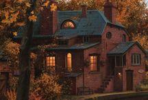 belles maisons