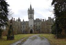 Borger og slott