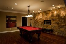 Game room  / by Amber Dennis