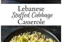 Middle Eastern Food / Incredible and delicious foods from Lebanon, Iran, Iraq, Egypt, Yemen, Israel, and more.