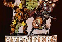 Avengers / Team & individual members