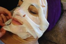 LED Acne Facial / This client did the LED Acne Facial treatment, the pictures will show you the steps of the treatment.