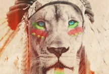 lion headdress