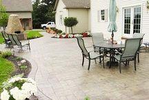 Patio & outdoor ideas