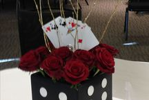 Casino party(decorațiuni)