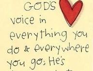 I Love God !!  / by SewFatty