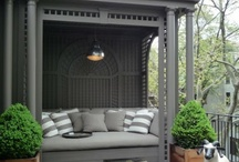 outdoor garden furniture settings