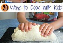 Kids Cooking / Cook with your kids