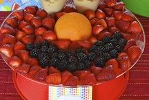Sesame Street Birthday Party Ideas / by Kristen Peaster